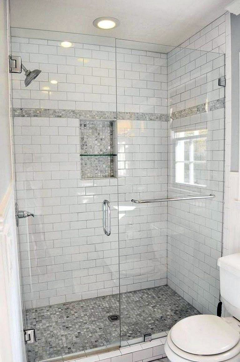 There Is Actually A Tiny Restroom Style Transformation And You Ll Passion These Rule Breaking Styles Small Bathroom With Shower Small Bathroom Inspiration Shower Remodel