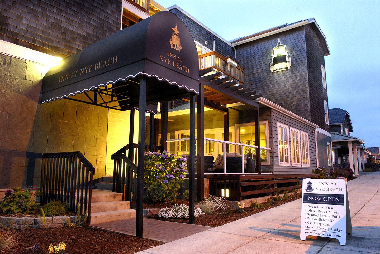 Come Visit Us At The Inn At Nye Beach Oregon Hotels