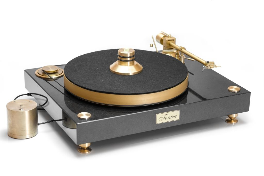 F801 Fonica Music High End Turntables Hifi Turntable Vinyl Player