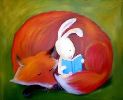 Share a good book: make a new friend. (by Dale Keys)