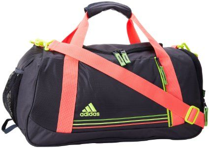 9800cb14e8a0c Amazon.com: adidas Women's Squad Duffel Bag, One Size/10 3/4 x 20 x ...