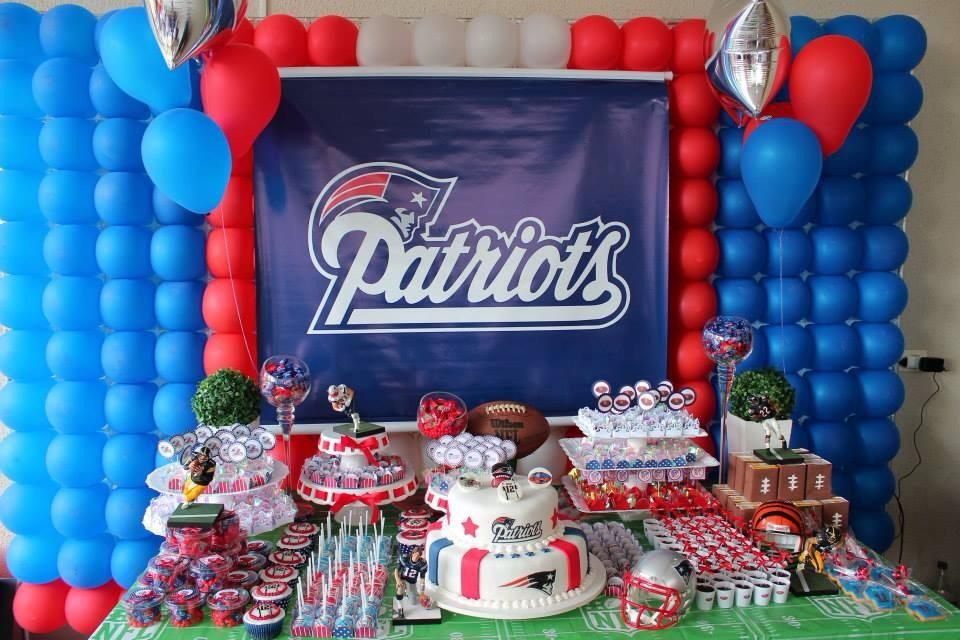 yummy! | Nfl party, Football birthday party, Sports ...