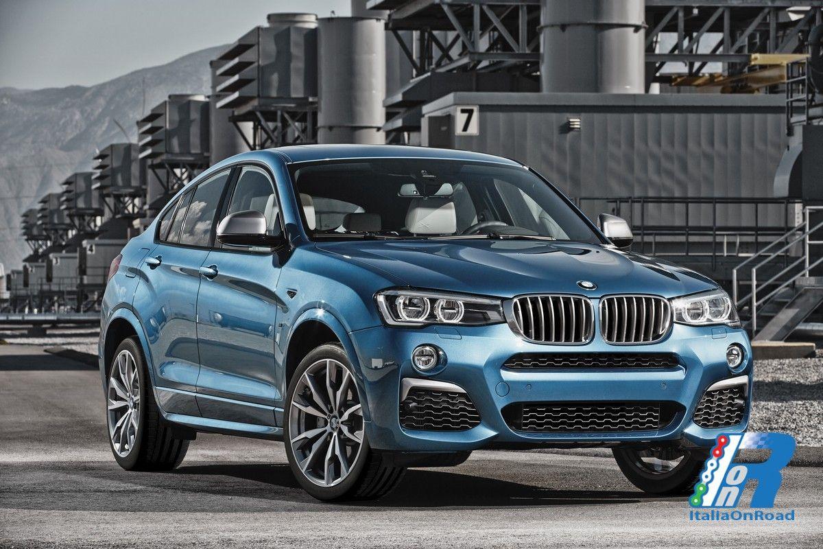 La nuova BMW X4 M40i, 360 CV di puro divertimento Bmw