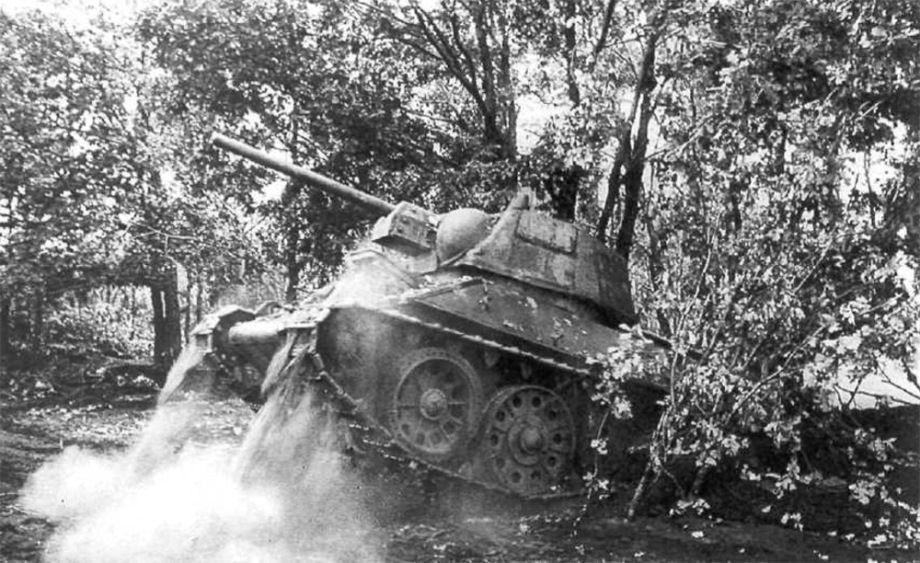 Танк Т-34–76 из 2-го гвардейского танкового корпуса. Курская дуга, июль 1943-го - К западу от Прохоровки: как это было | Военно-исторический портал Warspot.ru