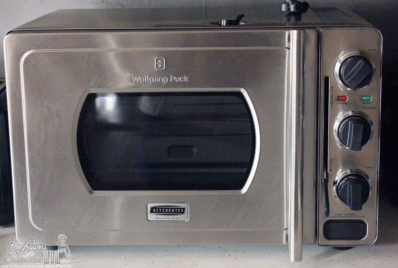 Wolfgang Puck Pressure Oven Reviews Pressure Oven Oven
