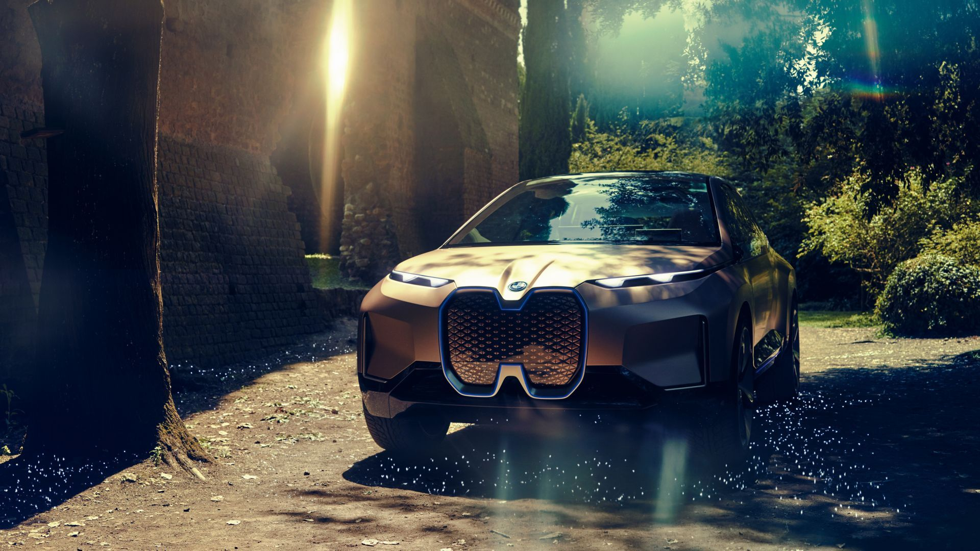 Bmw Vision Inext Suv Electric Cars 4k Horizontal Bmw Bmw S Electric Cars