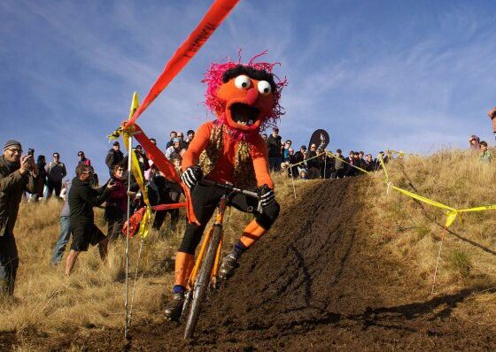 Costumed cyclocross.... Sure this will be more fun than Valtifest ;)