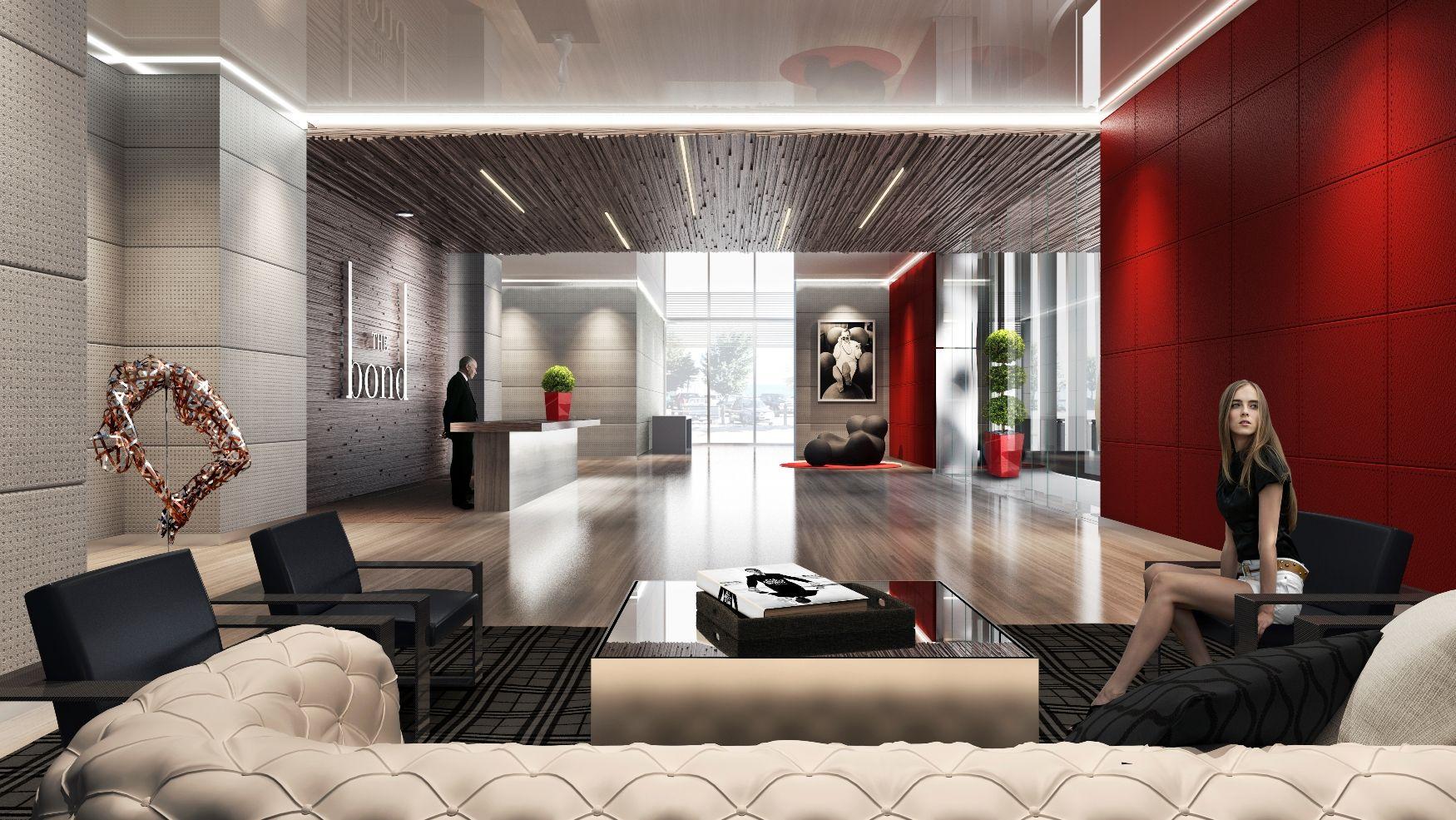 Small luxury condo lobby google search hospitality Small hotel lobby