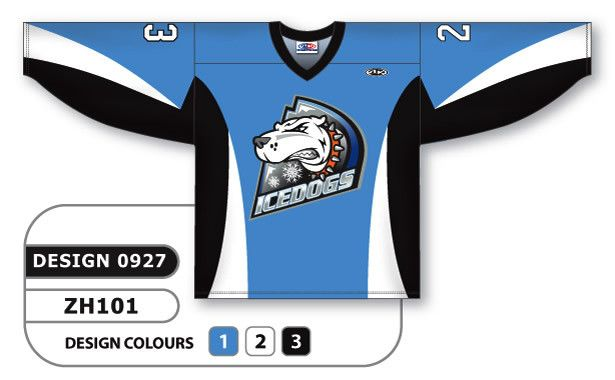 hockey jersey customizer online