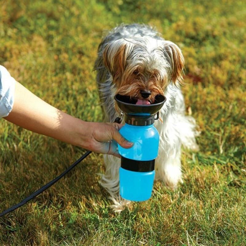 Pet Dog Out Drinking Water Cup Pet water bottle, Dog