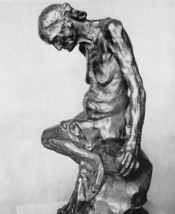 Image result for rodin old woman Pinterest