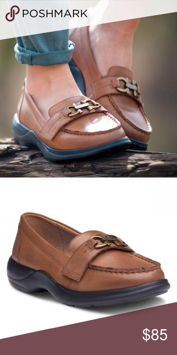 Leather dress shoes, Slip on dress shoe