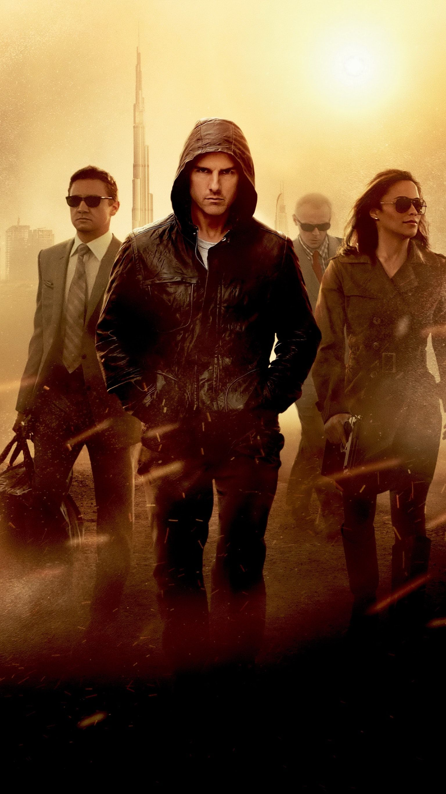 Mission Impossible Ghost Protocol 2011 Phone Wallpaper Action Winter Hat Wh 94 Hd Movies Online Full Download Streaming Movie
