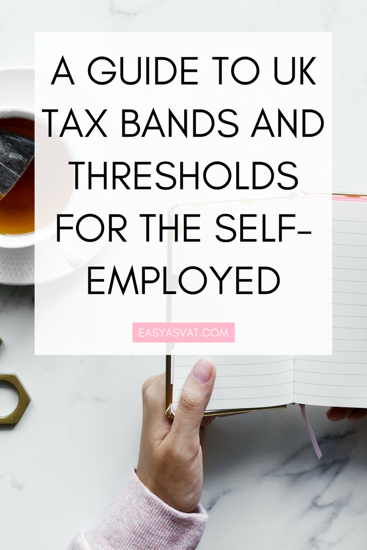 A Guide To Uk Tax Rates And Thresholds When You Re Self Employed