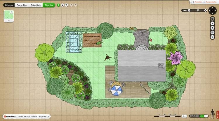 Gardena My Garden - Planungswelten   Garten planen, Diy ...