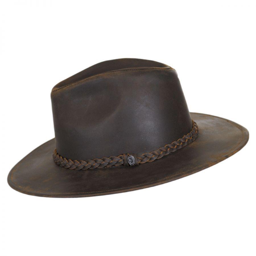 5135998f0 Buffalo Leather Western Hat | Gifting Ideas | Jaxon hats, Western ...
