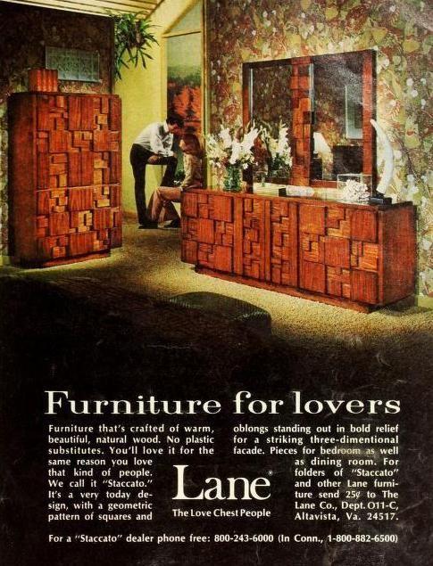 Fantastic Lane Bedroom Furniture November 1974 Flickr Photo Interior Design Ideas Gentotthenellocom