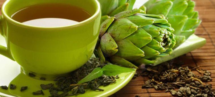 Infusion de alcachofa para la vesicula, higado, adelgazar y más ...
