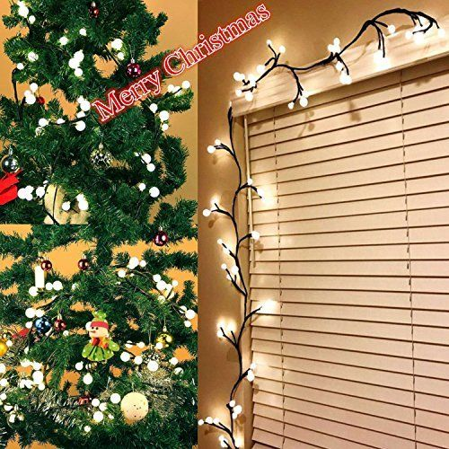 How To String Lights On A Christmas Tree Christmas String Lights Christmas Tree Lights Tiffany Porterfield