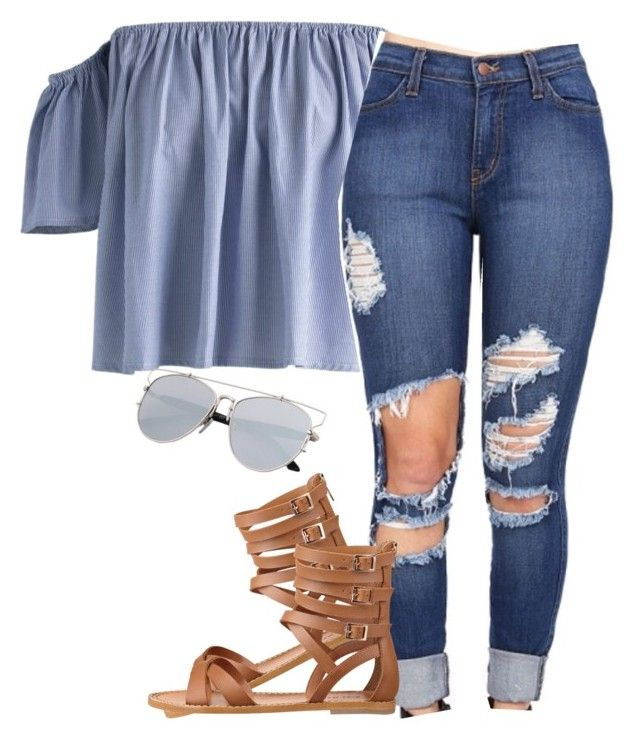 """Untitled #280"" by tdgaaf on Polyvore featuring Chicwish and Nine West"