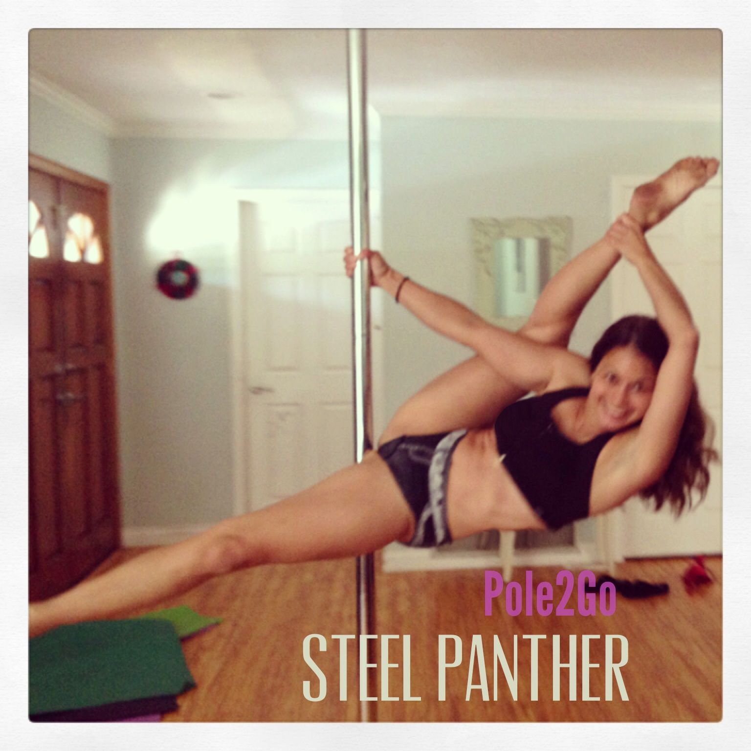 Steel Panther Pole Moves Dancing Dance Fitness