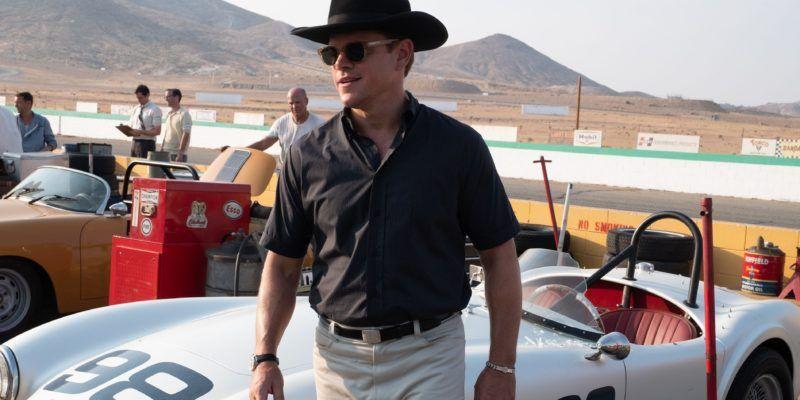 Ford Vs Ferrari On The Le Mans Champion Ford Gt Coming Starring Matt Damon Christian Bale Matt Damon Le Mans Ford