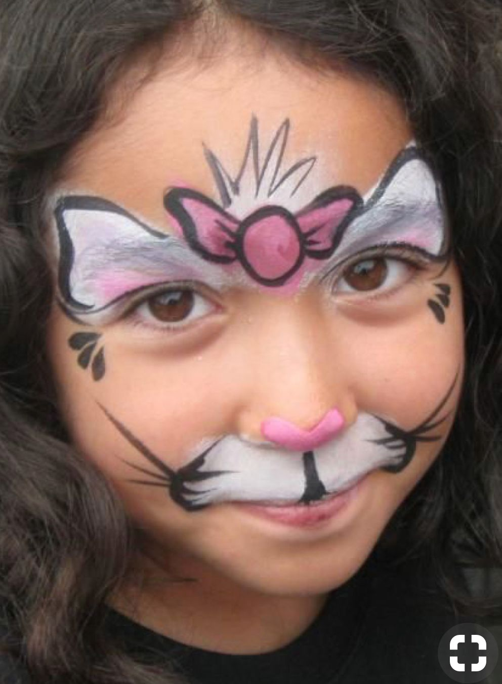 Kitty Cat Face Painting Ideas All Face Painting Body Theme Hill