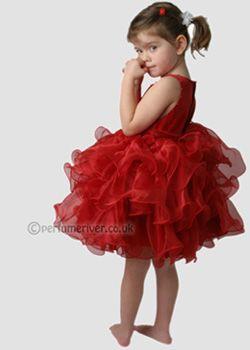 WINNER WINNER, CHICKEN DINNER!!! : wedding dress flower girl red ...