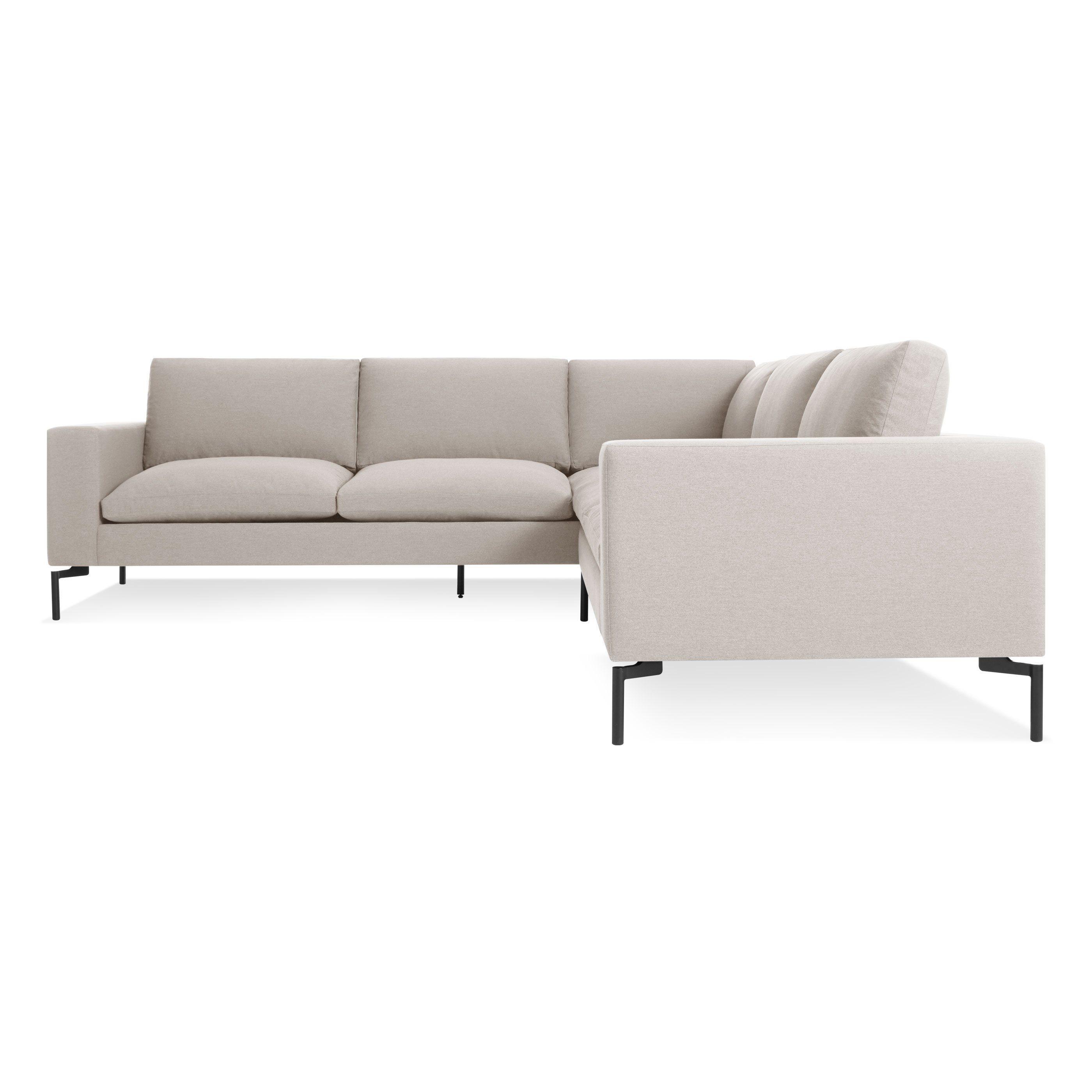 Blu Dot New Standard Left Sectional Sofa Small Small Sectional Sofa Sectional Sofa Modern Sofa Sectional