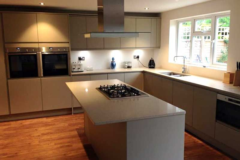 Innova küchen ~ An innova luca dakar kitchen diy kitchens