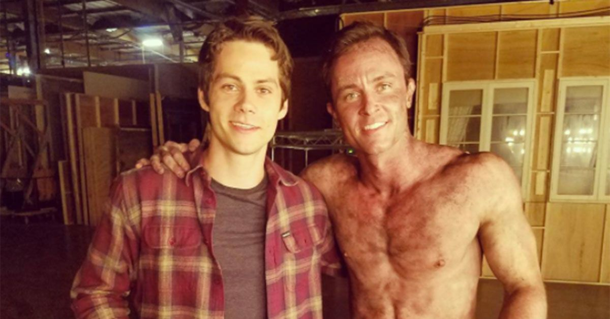 Ryan Kelley Nude Picture Leaked, Teen Wolf Naked Photos-5480
