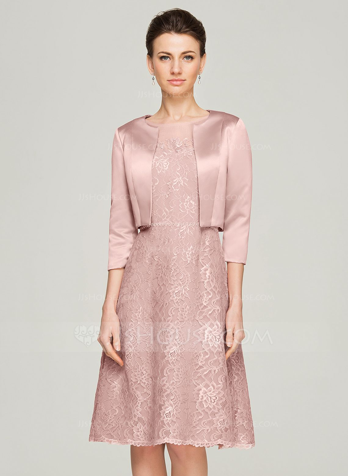 Tahari by Arthur S. Levine Metallic Jacquard Jacket & Dress ...