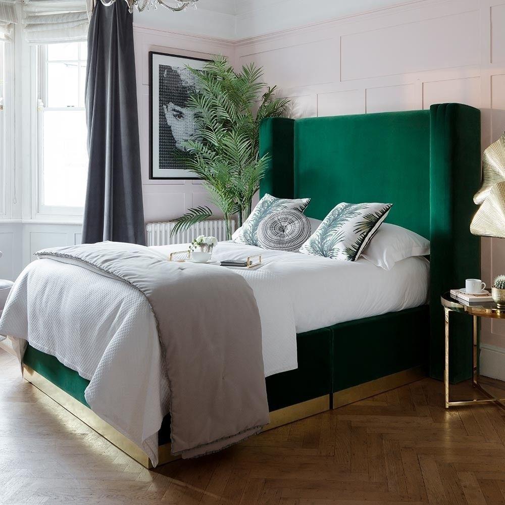 3d Design Bedroom Art Deco: Pin By Sweetpea & Willow On Big Velvet Trend In 2019