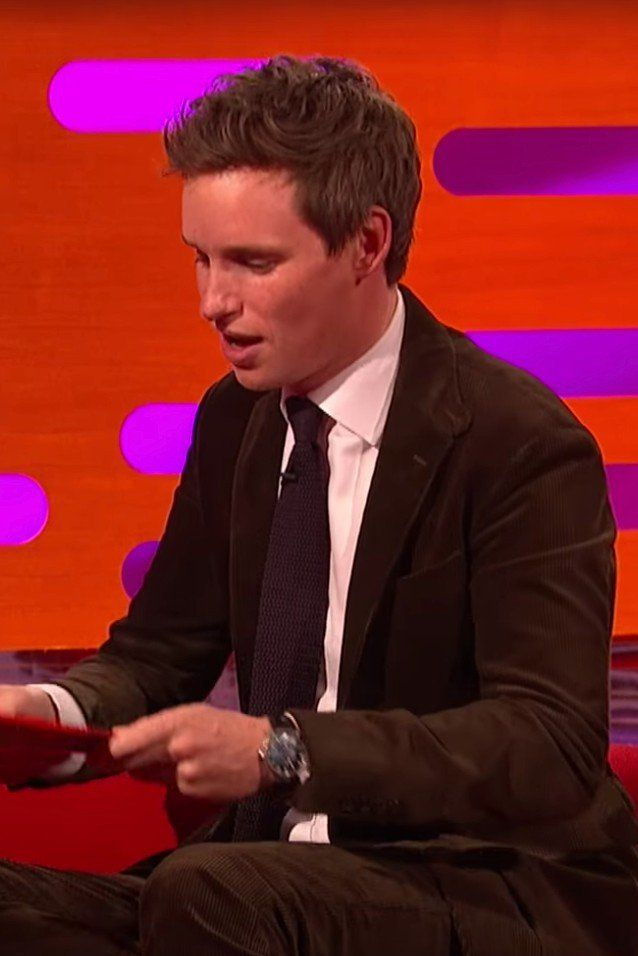 Eddie Redmayne Reaches New Levels of Adorable as He Does Magic With Benedict Cumberbatch