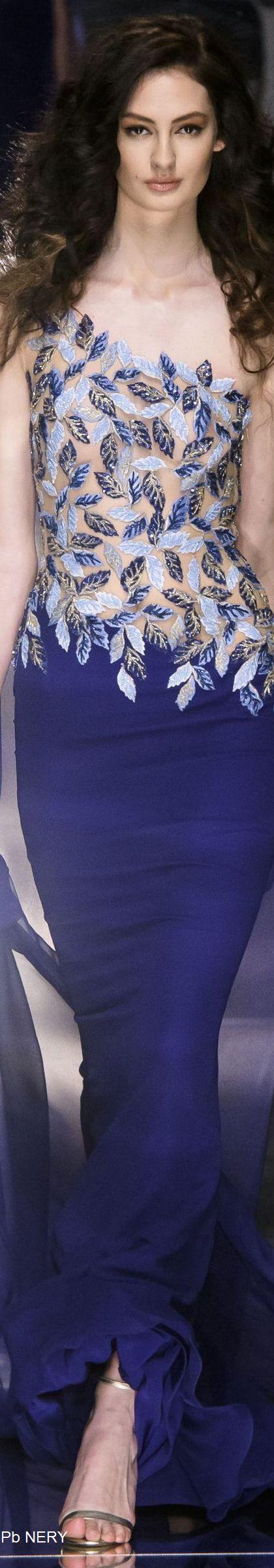 Rani zakhem spring couture vestido coctel pinterest
