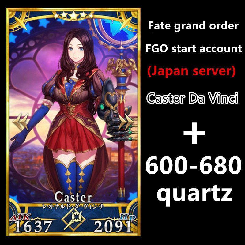 Fate grand order quartz discount