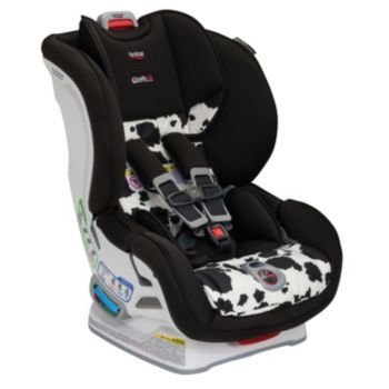 I Must Have The Britax Cow Print Baby Seat