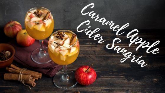 Karamel Appel Cider Sangria Recept,  #Appel #Cider #karamel #Recept #Sangria #applecidersangriarecipe