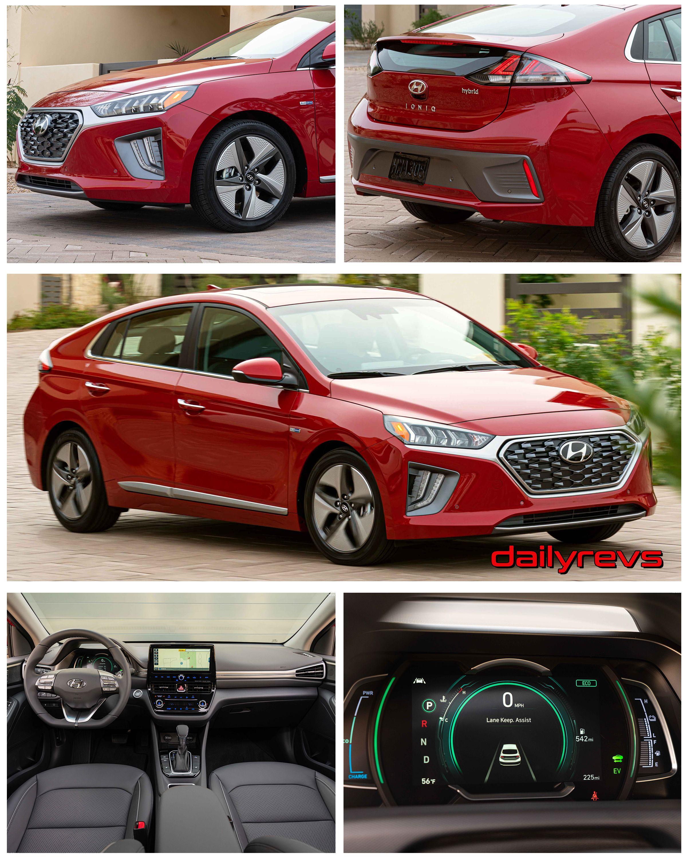 2020 Hyundai Ioniq Hybrid Dailyrevs Com Hyundai Car Repair Service Dual Clutch Transmission