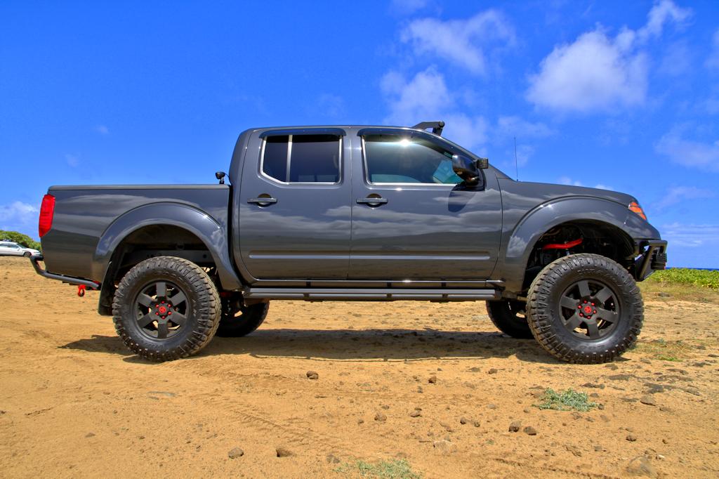 xmods truck  Nissan Frontier Forum  Nissan frontier ideas