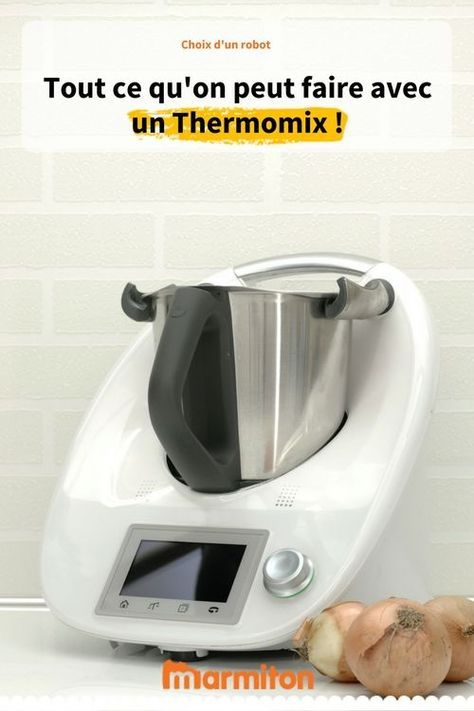 que faire avec un robot thermomix rejoignez la discussion sur le forum de marmiton thermomix. Black Bedroom Furniture Sets. Home Design Ideas