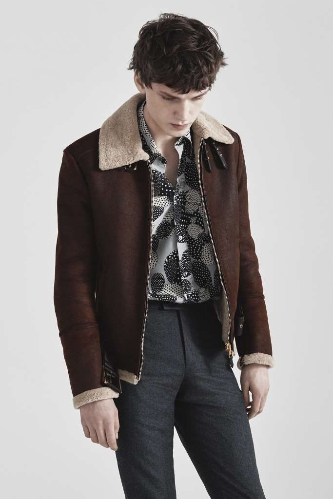 Male Fashion Trends: Jeffrey Rudes Fall-Winter 2017 Collection