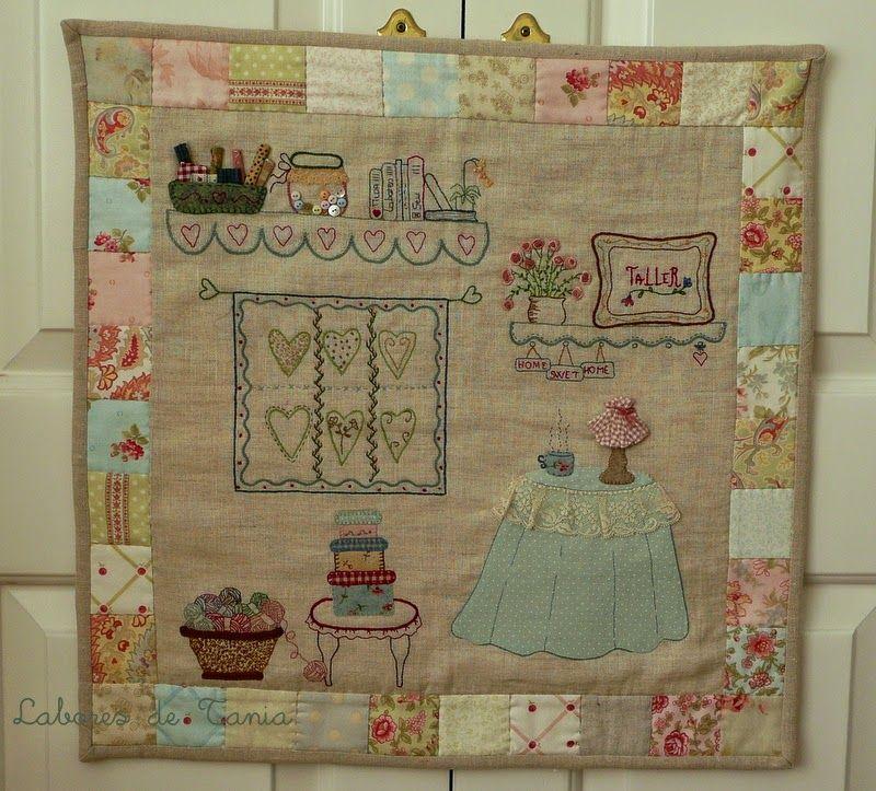 Labores de Tania: Mi taller de costura