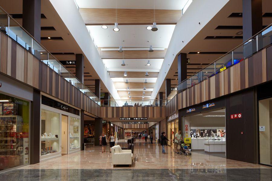 Centro Comercial La Jonquera Centro Comercial Centro Arquitectura