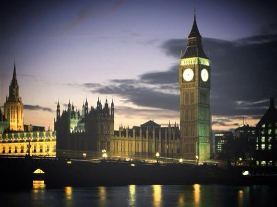London nigth
