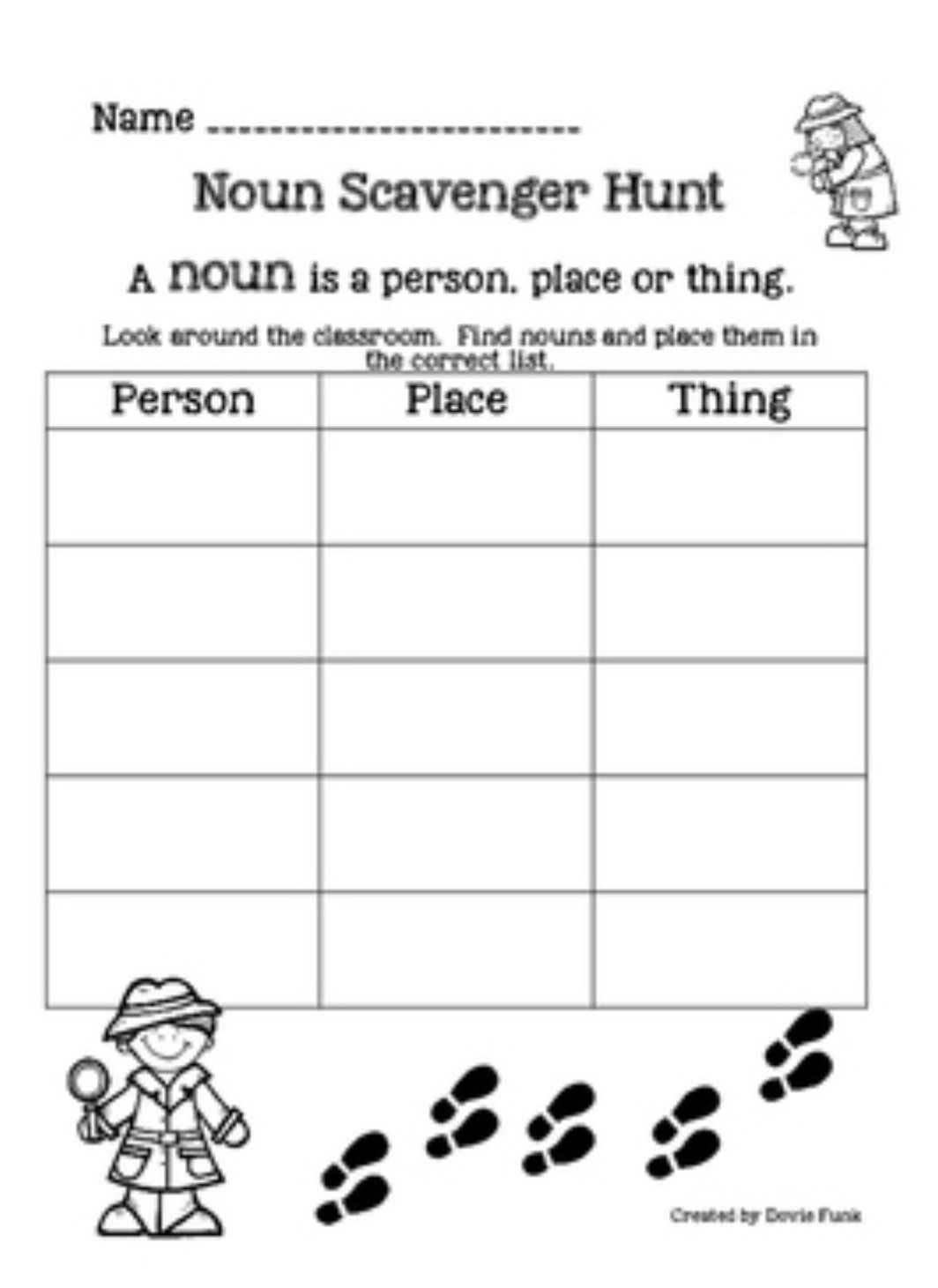 Compound Words And Contractions Activity