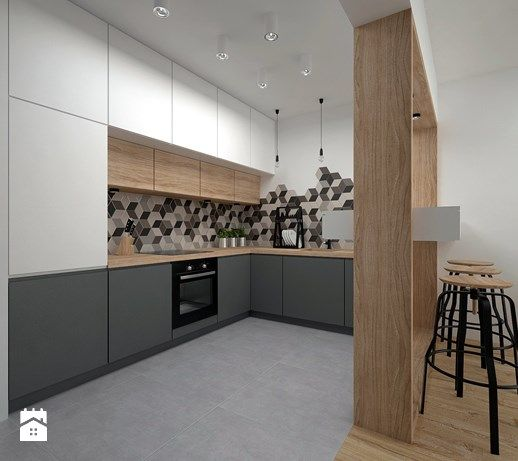 beton między szafkami - Szukaj w Google kuchnia Pinterest - alno küchen werksverkauf