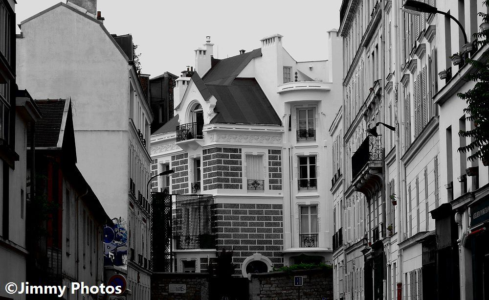 Paris autrement la maison de dalida photo clip gloire et triste fin glory sad end - Autrement maison ...