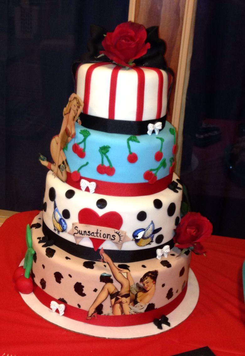 The Sensational Cakes: BOWLING 10 PIN STRIKE CAKE SINGAPORE