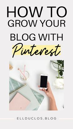 The best Pinterest strategies to help you grow your blog traffic. How to grow your blog with Pinterest. Accessories Color Tools Free Makeup Oil Care